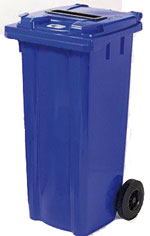 Lockable Bin